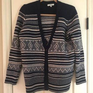 Madewell Stitchway Cardigan Sweater